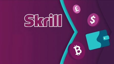 How To Deposit and Withdraw Money from Olymp Trade With a Skrill E-Wallet