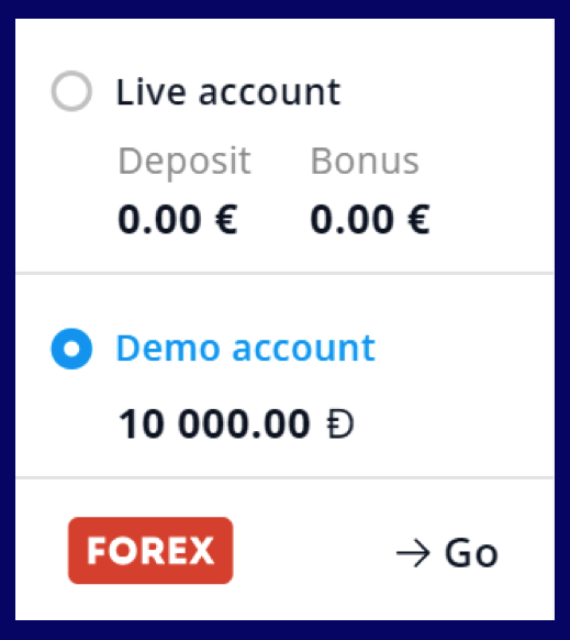 How to Open a Demo Account on Olymp Trade?